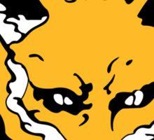 FOX HOUND Art Sticker