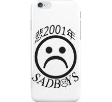 sadboys iPhone Case/Skin