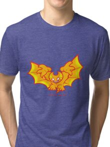 atombat atomised 1 Tri-blend T-Shirt