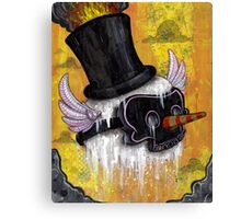 Frostys Lament Canvas Print