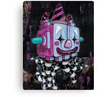 OctoBox Canvas Print