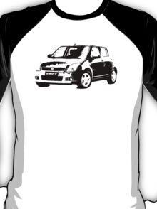 Suzuki Swift VVT 2005 T-Shirt