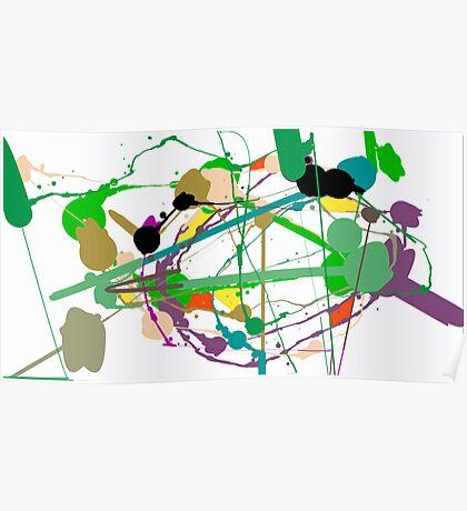Pollock 01 Poster