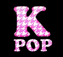 KPOP - PINK HOUNDSTOOTH by Kpop Love
