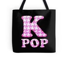 KPOP - PINK HOUNDSTOOTH Tote Bag