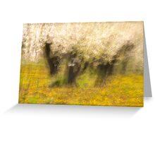 Orchard Spirits Greeting Card
