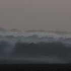 Sunset & Mist by Chris Clark