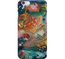 Churning Waters iPhone Case/Skin
