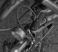 Old Bike by metronomad