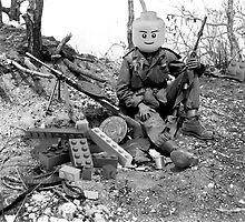 LEGO War by OECKI