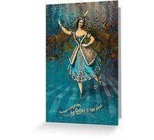 Gypsy Soul Greeting Card