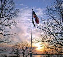 God Bless America by Terry Schock