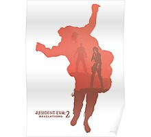 Resident Evil Revelations 2 Poster