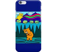 If teddy bears had nightmares iPhone Case/Skin