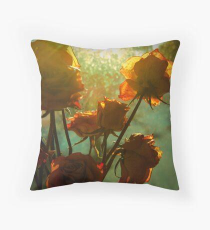 Flower III Throw Pillow