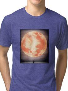Bloodborne Moon Tri-blend T-Shirt