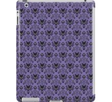 Haunted Mansion Wallpaper (Tile) iPad Case/Skin