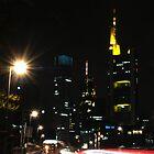 European Bank - Frankfurt by nrgpix