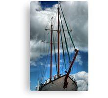 """""""Tall Ship"""" Canvas Print"""