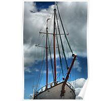 """Tall Ship"" Poster"