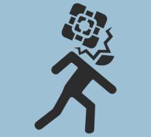 Portal - Companion Cube T-Shirt