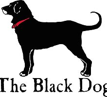 The Black Dog by haley2925