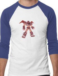 big hero 6 hiro hamada t-shirt Men's Baseball ¾ T-Shirt