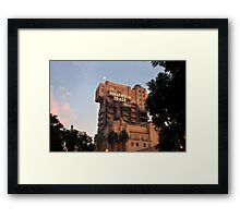 The 5th Dimension Framed Print