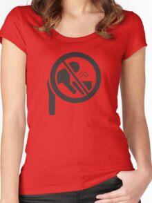 Portal - Lab Rat Women's Fitted Scoop T-Shirt