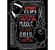 2015 Sport Clips National Huddle Florida T-Shirt Photographic Print