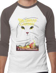 The Great Catsby Men's Baseball ¾ T-Shirt