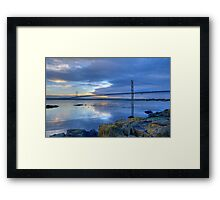 That Other Bridge Framed Print