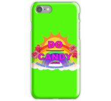 "Do Candy - ""Abuse Awareness via Art"" - Spring Logo iPhone Case/Skin"