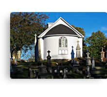 Chapel of Our Lady of Sorrows  Canvas Print