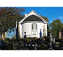 Chapel of Our Lady of Sorrows  Photographic Print