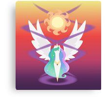Magic Circle: Princess Celestia Canvas Print