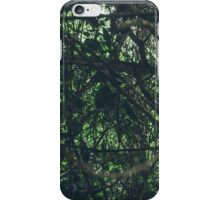Green  forest nature iPhone Case/Skin