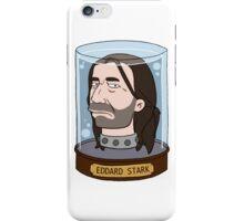 Eddard Stark in Color iPhone Case/Skin