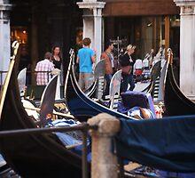 Gondola Bows by phil decocco