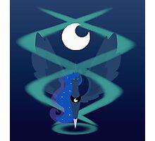 Magic Circle: Princess Luna Photographic Print