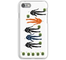 Army Madness green iPhone Case/Skin