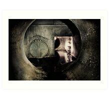 """""""Hatch"""" an  escape Art Print"""