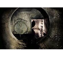 """""""Hatch"""" an  escape Photographic Print"""