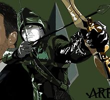 """""""My Name is Oliver Queen"""" by artbynate"""