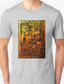 MESOAMERICAN MAYAN FIGURE T-Shirt