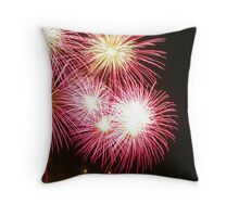 Skyfire 21 Throw Pillow