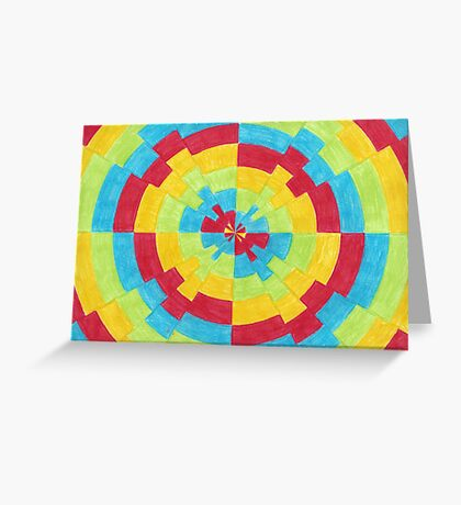 Puzzle Greeting Card