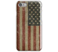 Vintage United Stages Flag iPhone Case/Skin