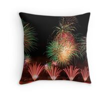 Skyfire, Canberra, AUSTRALIA Throw Pillow