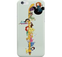 Disney Princesses Welcome Princess Merida  iPhone Case/Skin